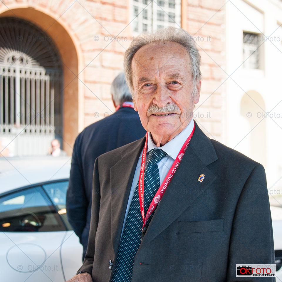 Aldo Brovarone, uomo di stile, compie 90 anni