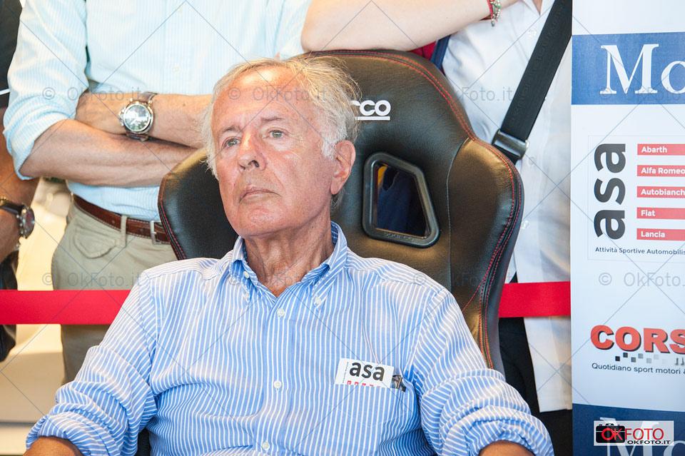 Cesare Fiorio direttore sportivo