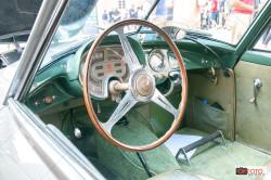 Gli interni della Fiat 8V