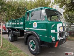 Camion ASI 50 anni dopo a Torino