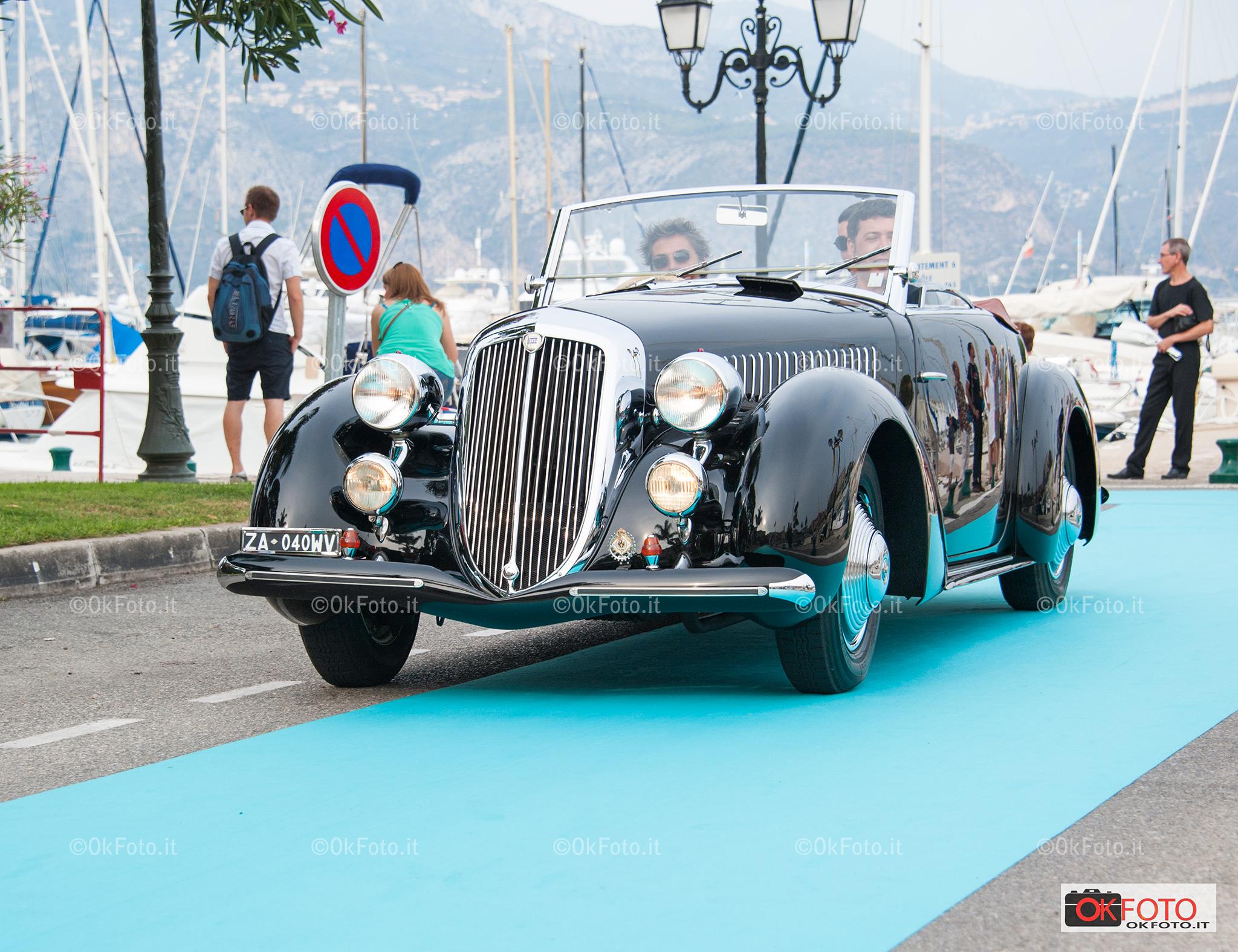 """Saint-Jean-Cap-Ferrat Prestige, """"l'évènement des passionnés de véhicules anciens"""""""
