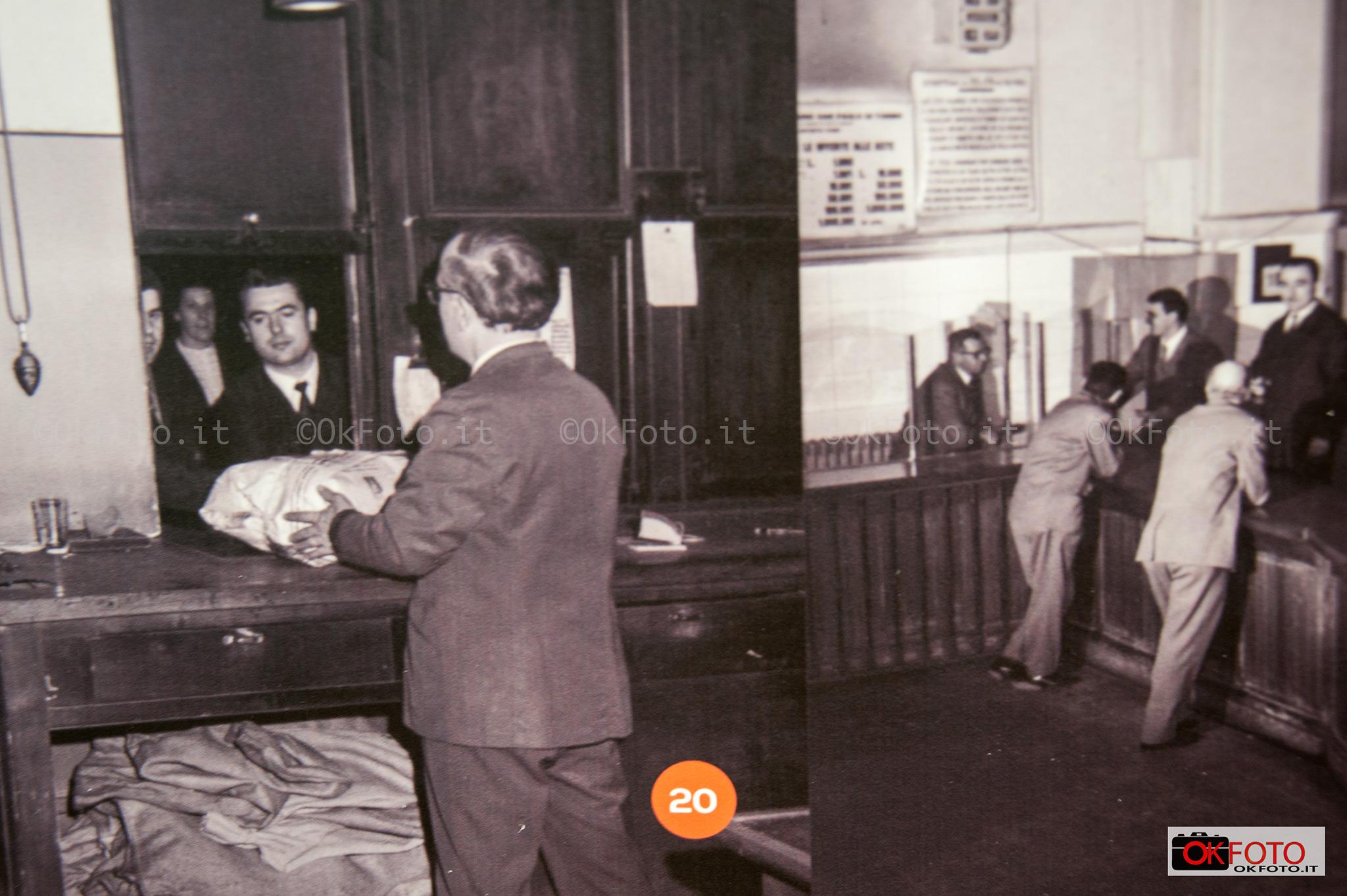 Una fotografia dell'archivo della Compagnia di San Paolo