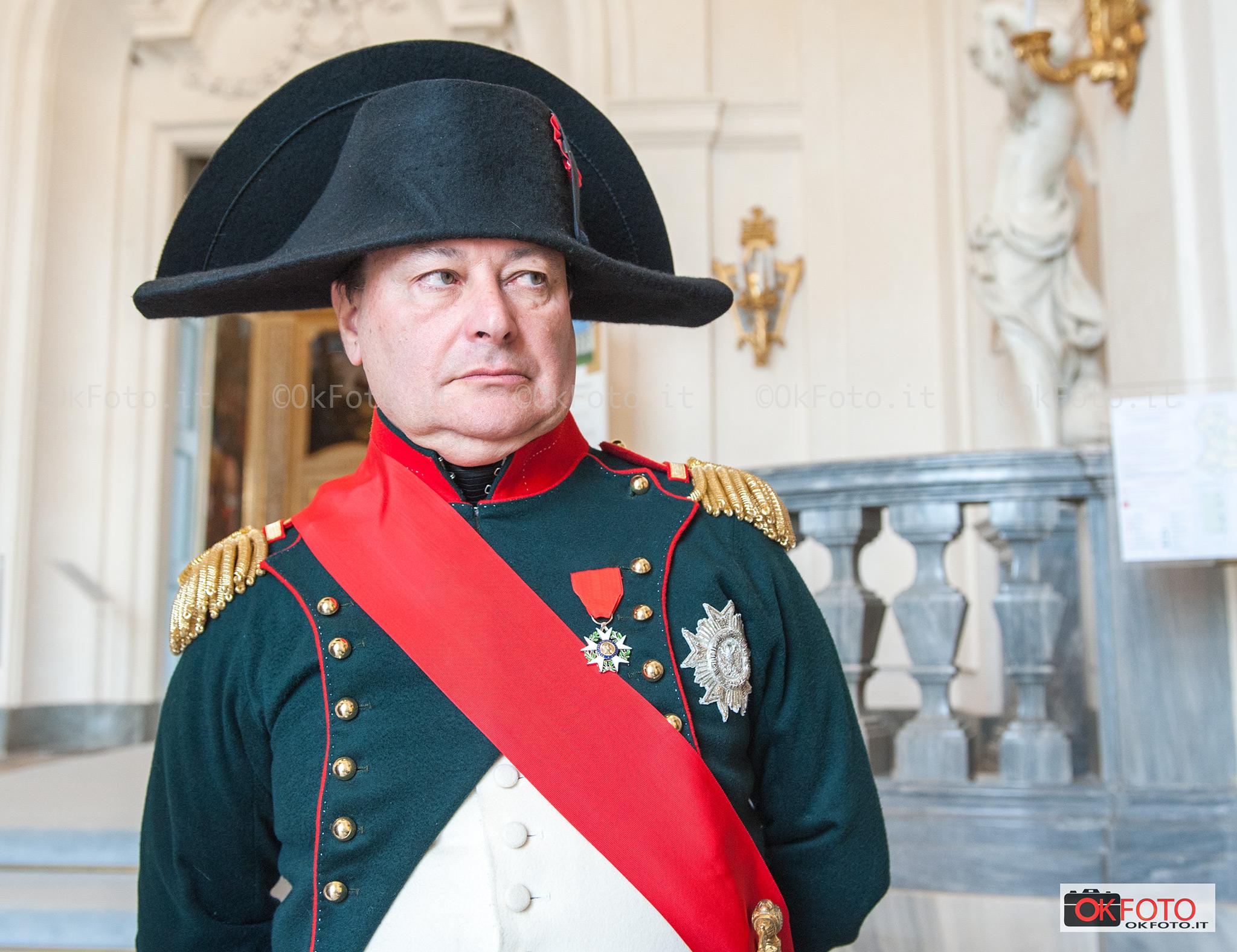 Napoleone Bonaparte a Stupinigi