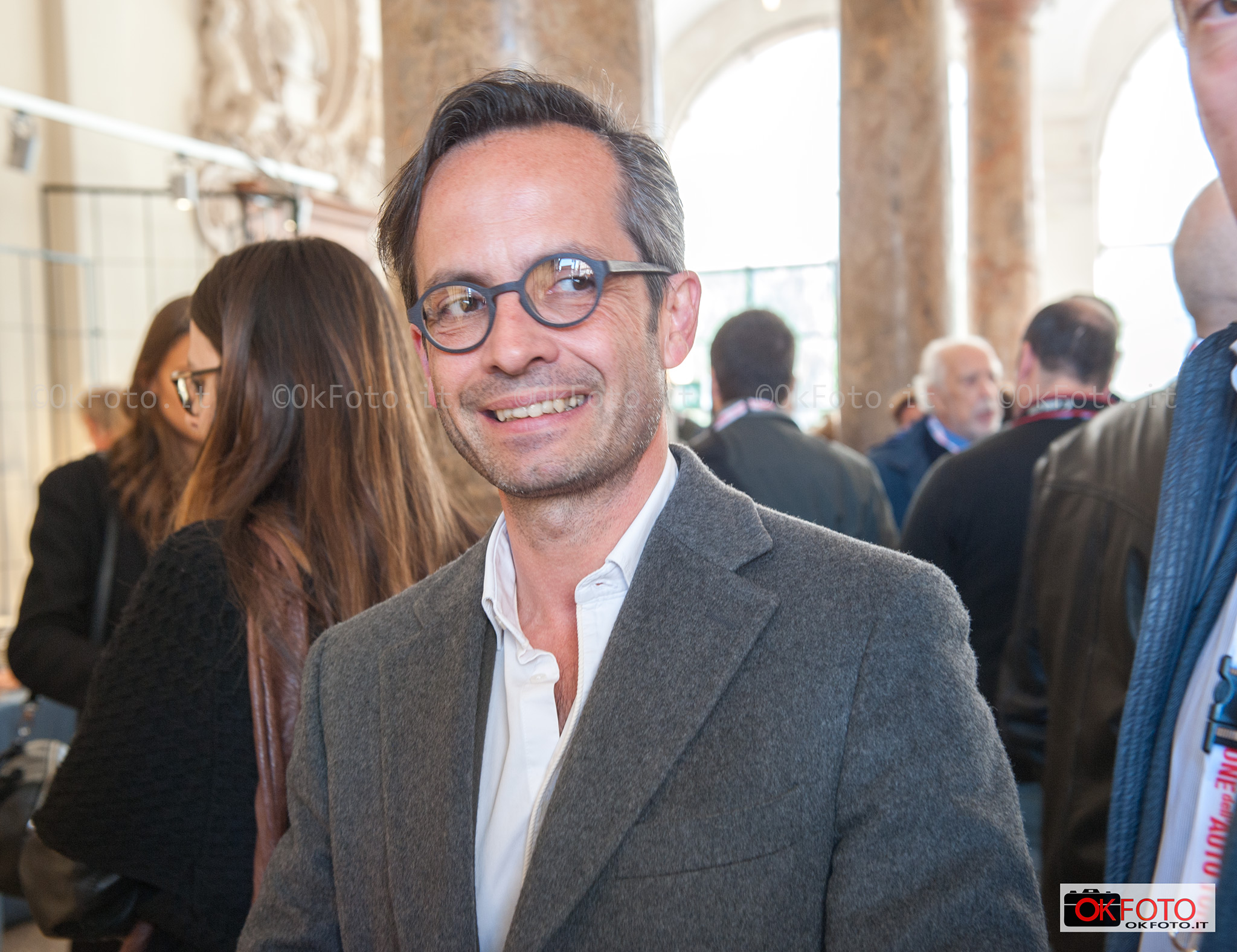 Stephane Schwarz, Design Director di Zagato
