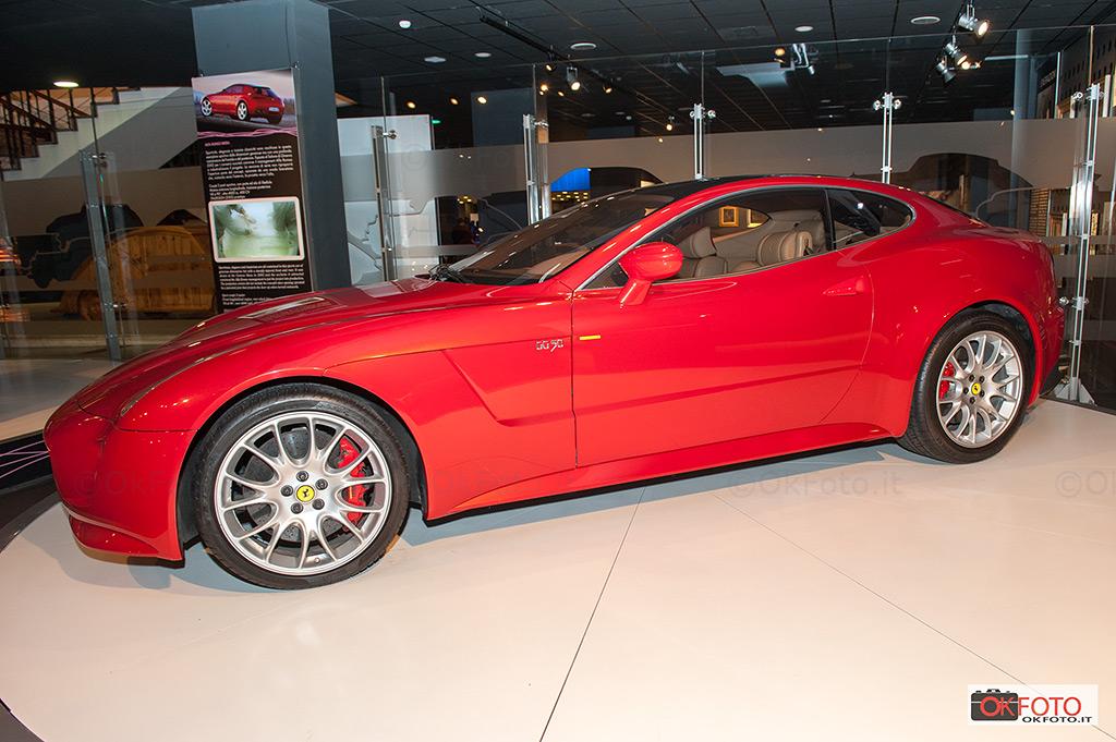 Ferrari GG50 di Giorgetto Giugiaro