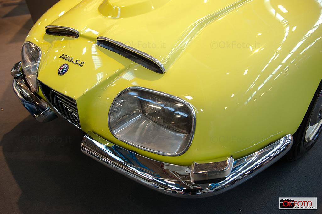 Prototipo Alfa Romeo 2600 Zagato