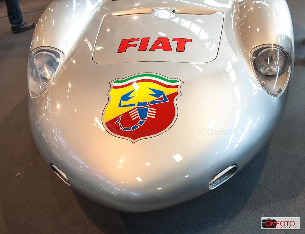 Fiat Abarth Record presente a Automotoretrò