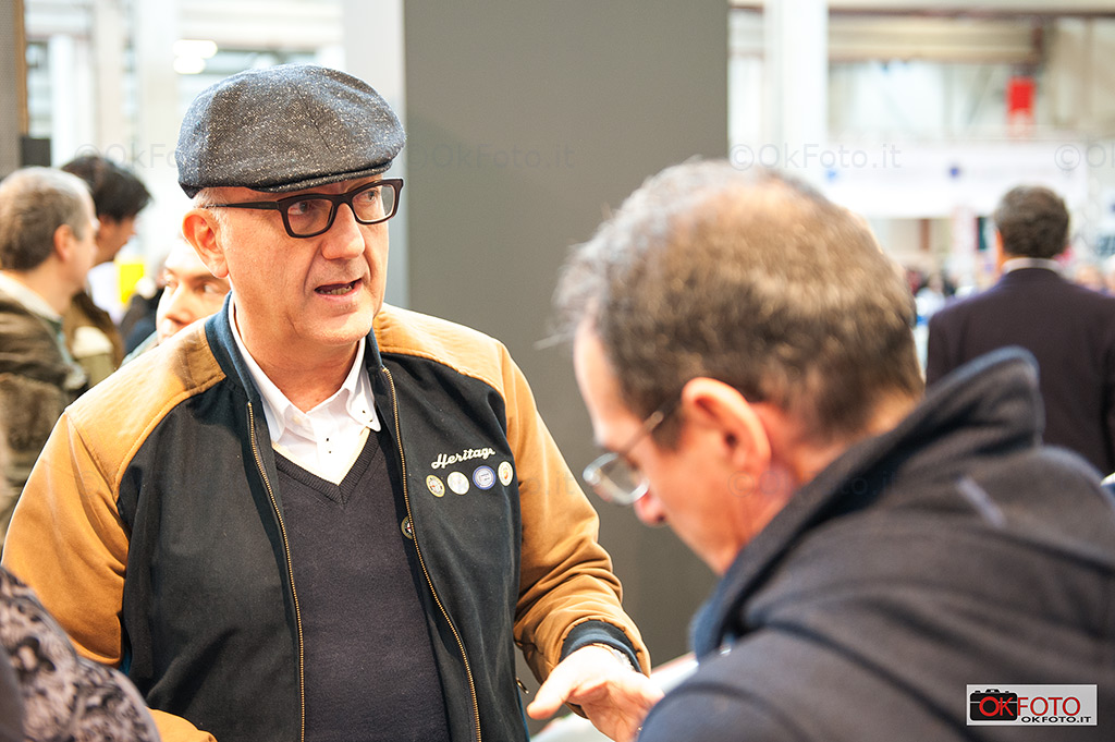 Roberto Giolito head of FCA Heritage