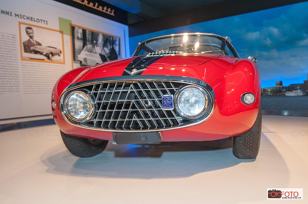 Cross roads al Museo dell'auto di Torino: Giovanni Michelotti