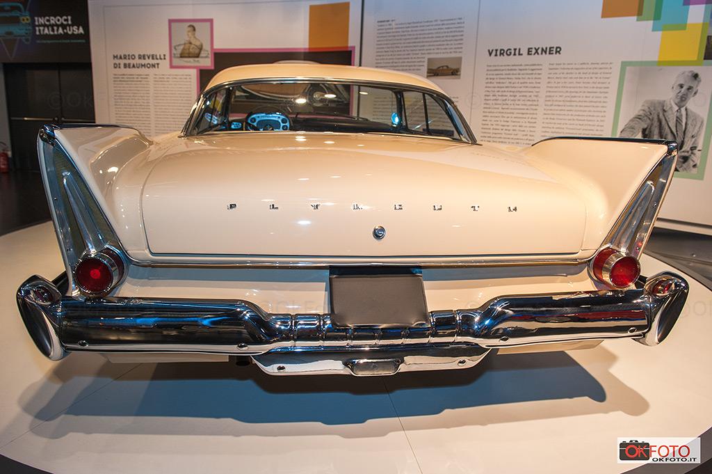 Vetture americane in mostra al Museo dell'auto di Torino