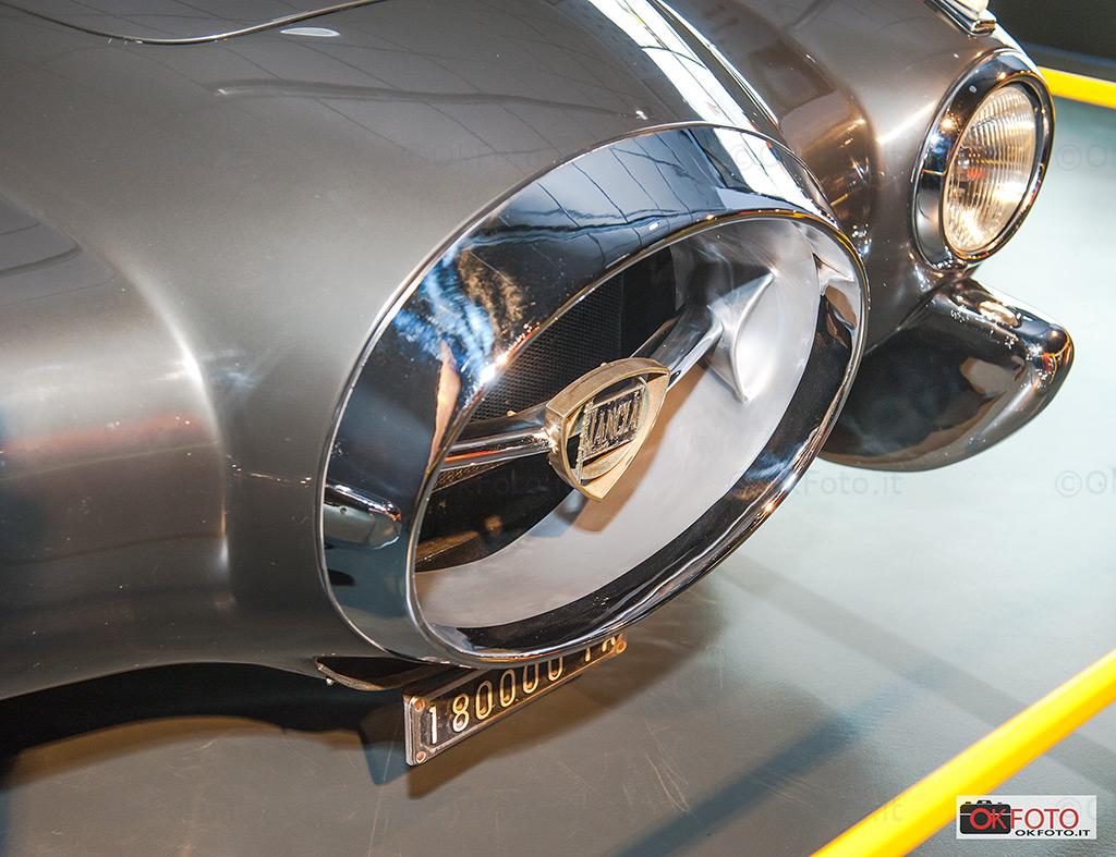 Lancia e Pininfarina per la mostra Incroci Italia-Usa