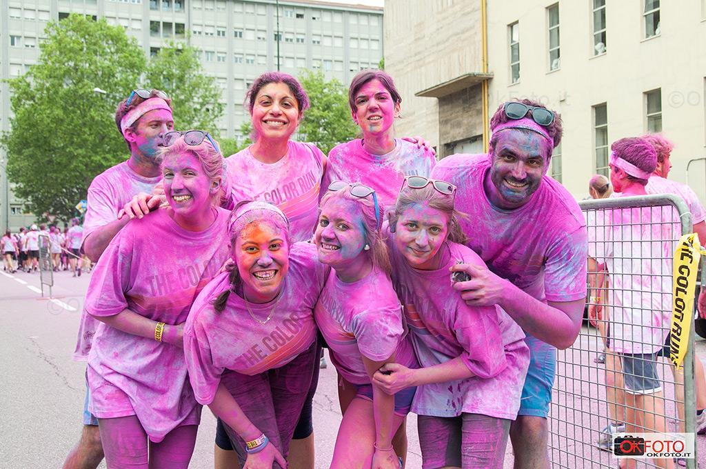 una corsa in rosa a Torino