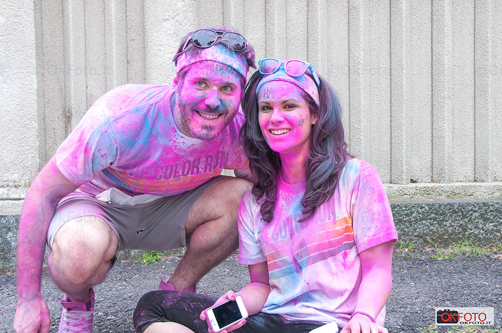 innamorati a the color run