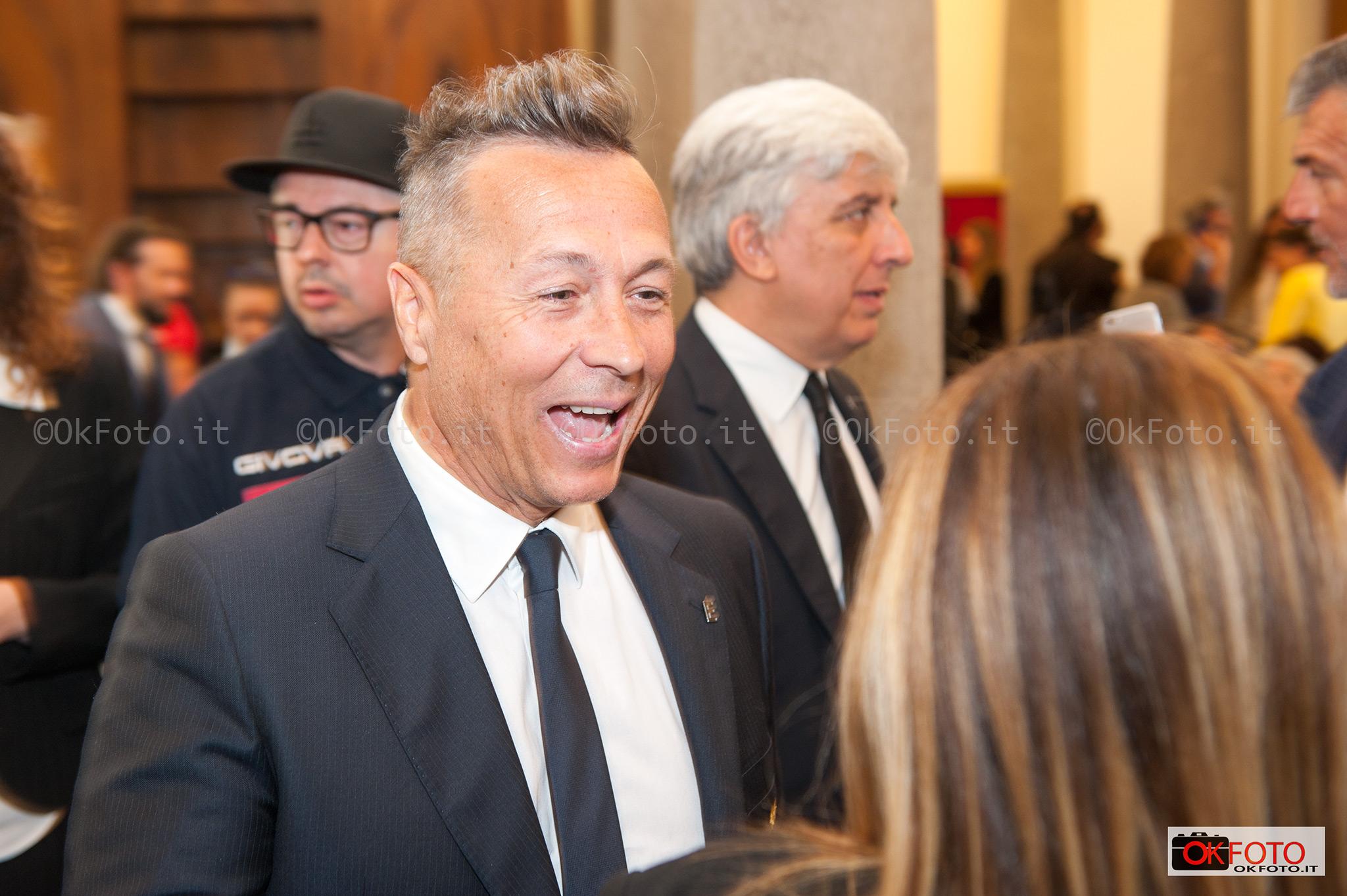 Paolo Belli, presidente della Nazionale cantanti
