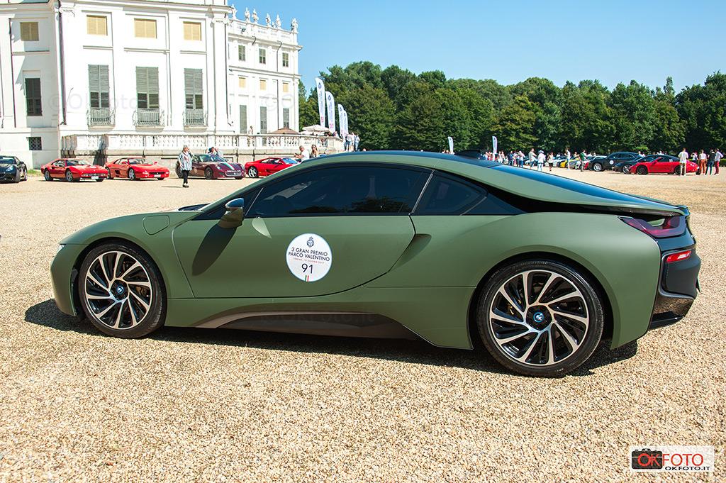 BMW al Gran Premio Parco Valentino