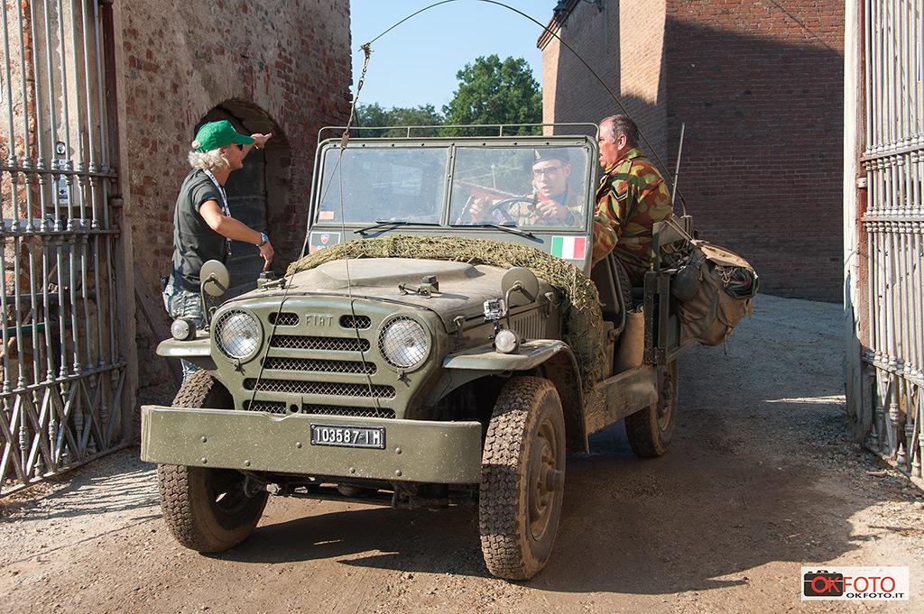 Militali, l'importante raduno di mezzi militari a Ternavasso