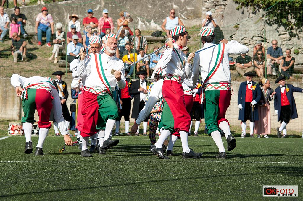 Bal da sabre (1967-2017) a Fenestrelle