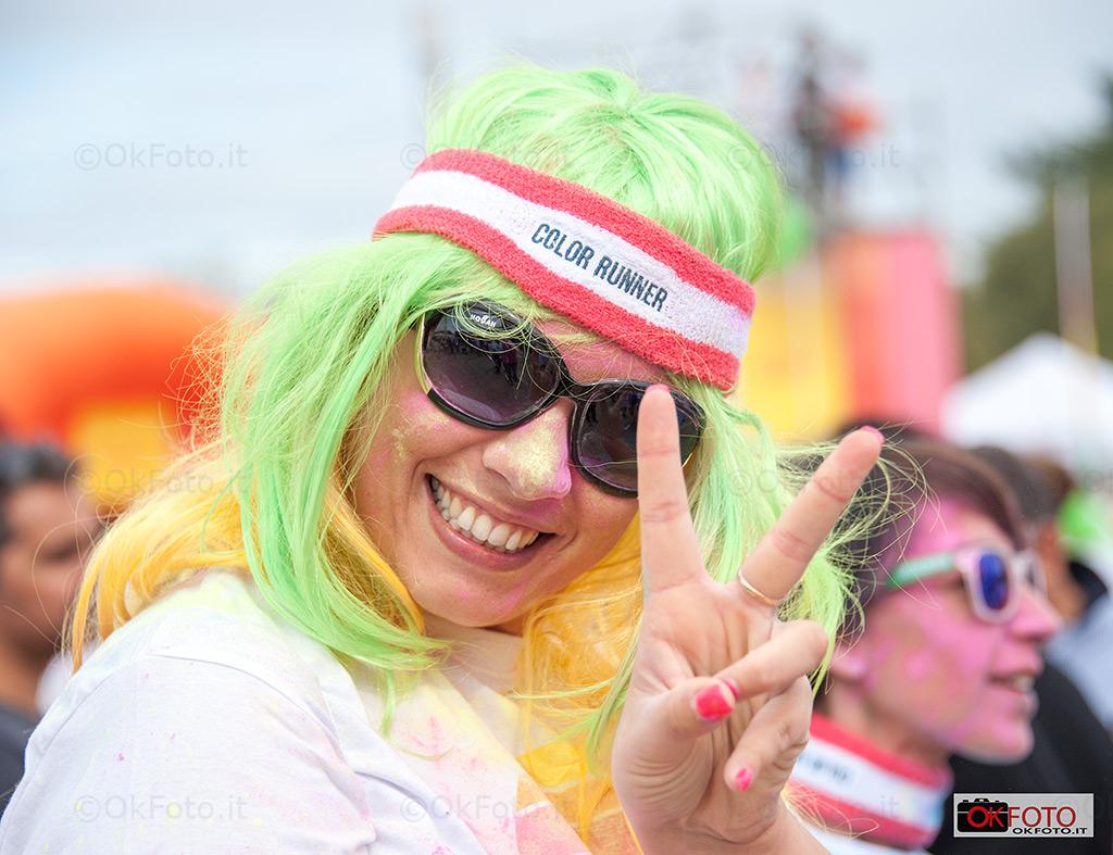 The color run Torino: colori, sorrisi e allegria