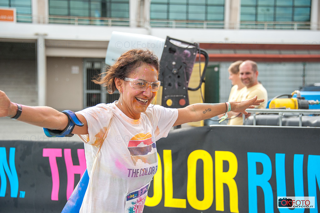 The color run Torino con Fabio Rovazzi e Michele Bravi