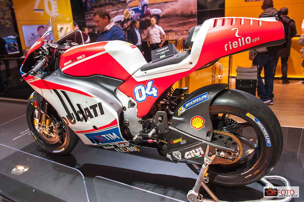Ducati presenta la 821 Monster a Eicma 2017