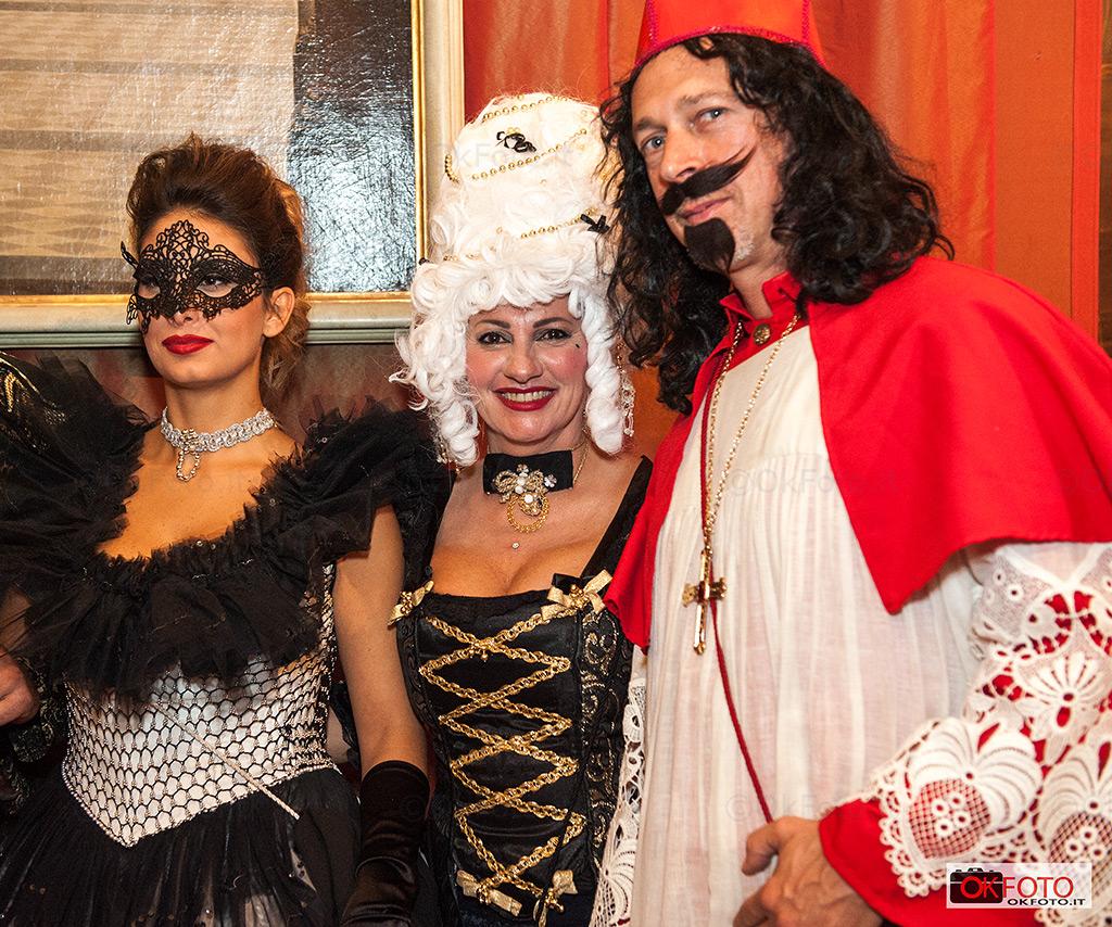 Eleganza, divertimento e trasgressione alla Nuit Royale