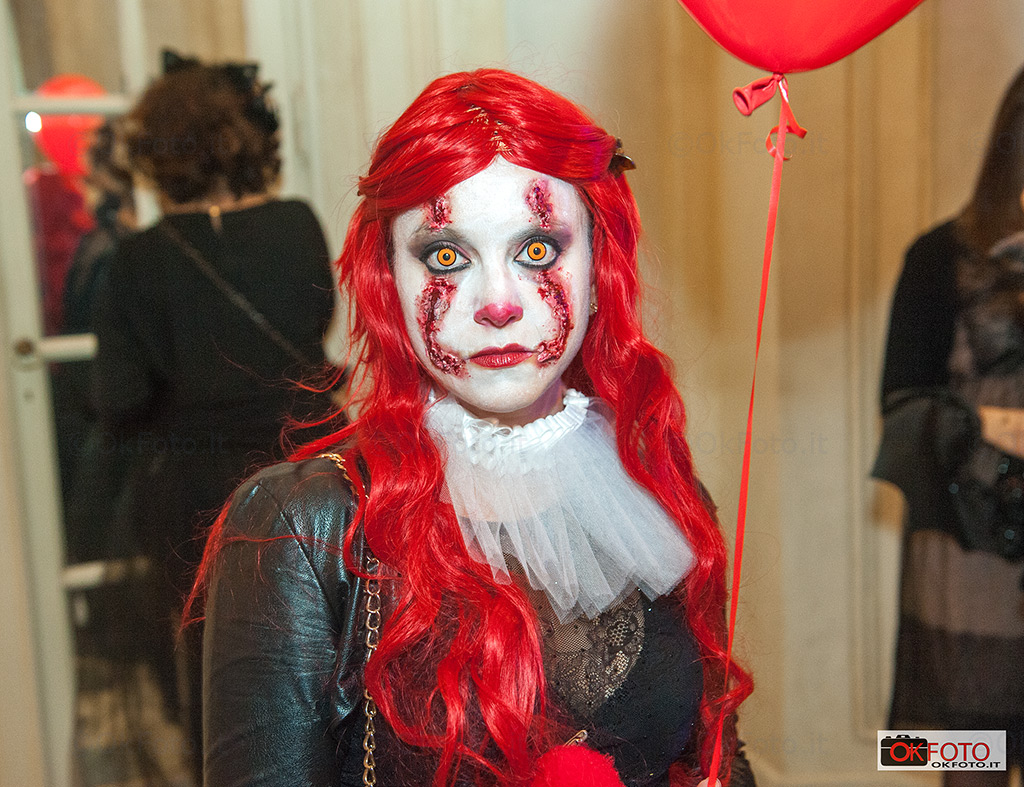 Halloween in Reggia