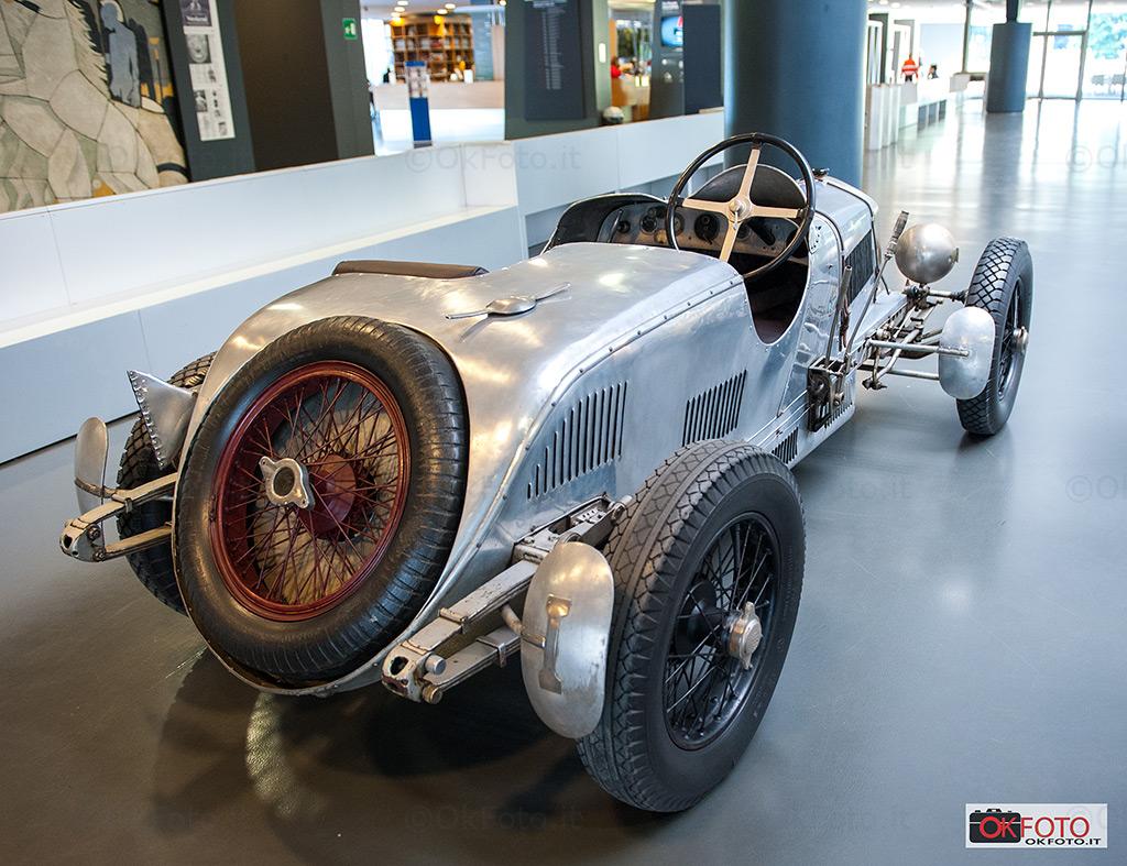 La OM 469 N dal Museo dell'auto di Torino a Bruxelles
