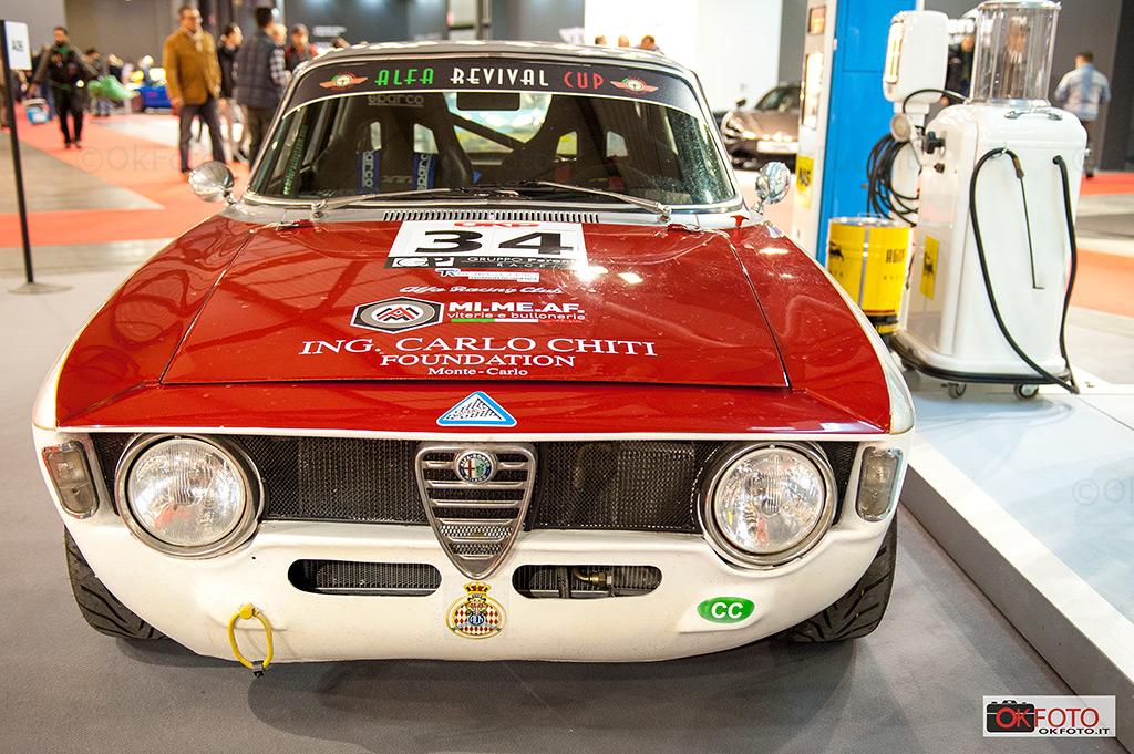 Alfa Romeo, passione per le corse a Milano AutoClassica