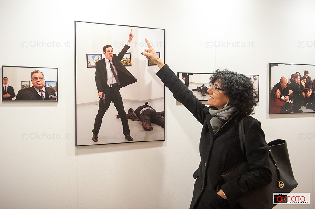 La foto che ha vinto il concorso World Press Photo in mostra a Torino