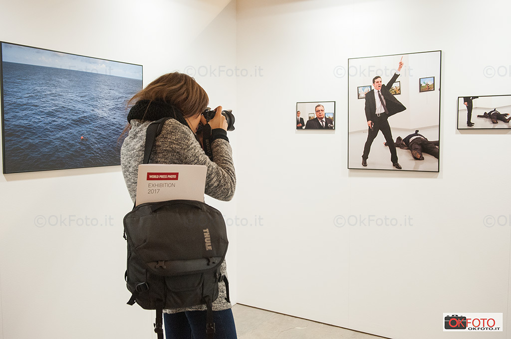Interesse dei fotografi italiani per lo scatto che ha vinto il concorso World Press Photo 2017