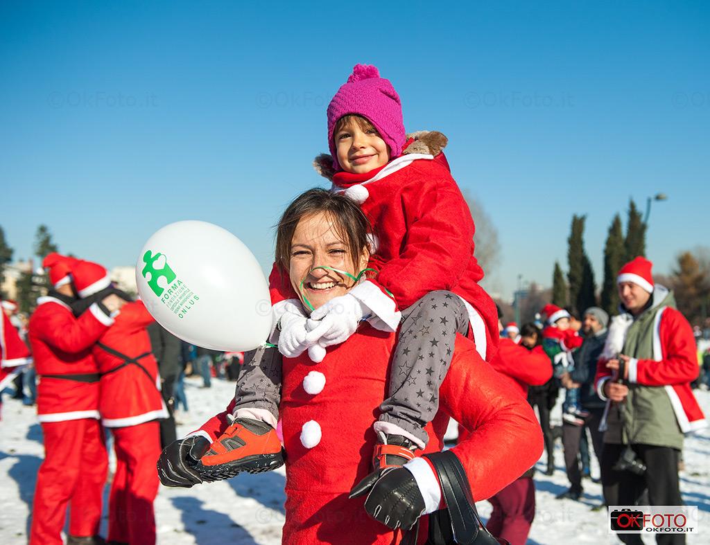 Babbo Natale in Forma, il grande raduno a Torino