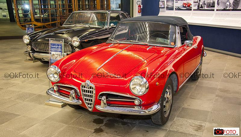 Alfa Romeo e Lancia, modelli da collezione Pininfarina