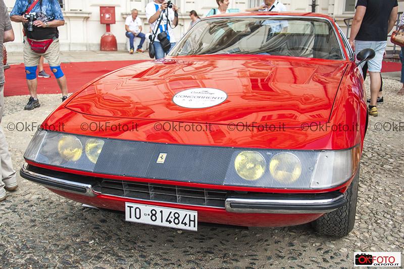 Design di Pininfarina per la Ferrari Daytona