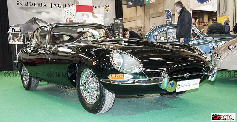 La Jaguar E-type di Diabolik