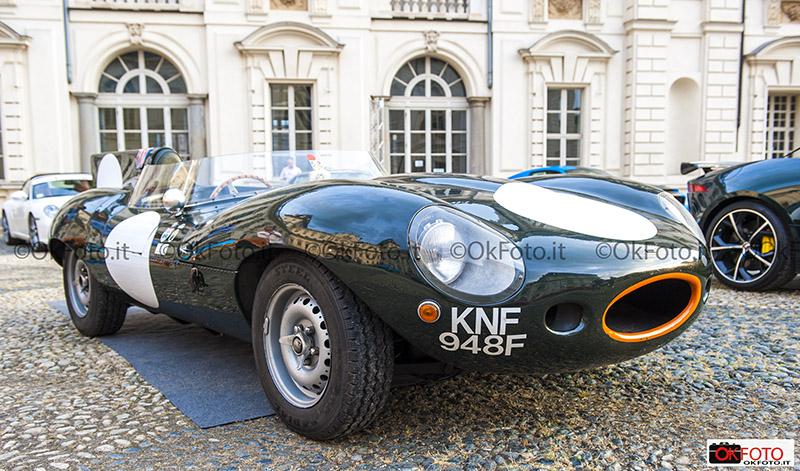 La Jaguar D-type, dominatrice della 24 Ore di Le Mans