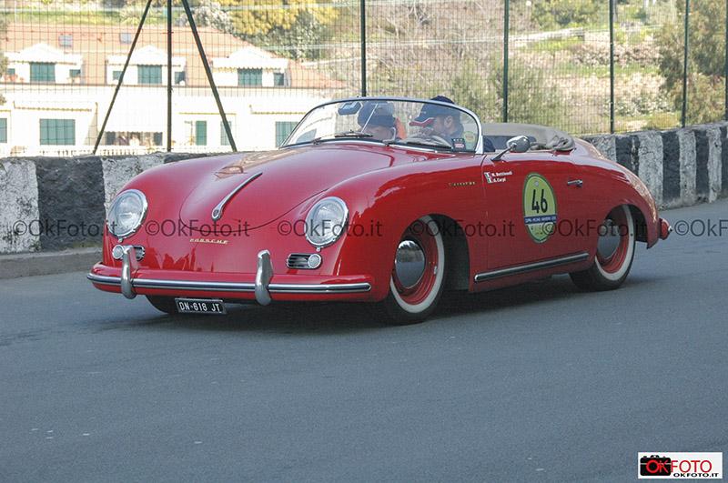 Porsche 356 alla Milano-Sanremo