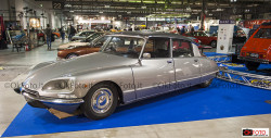 Citroën DS, un'automobile senza tempo