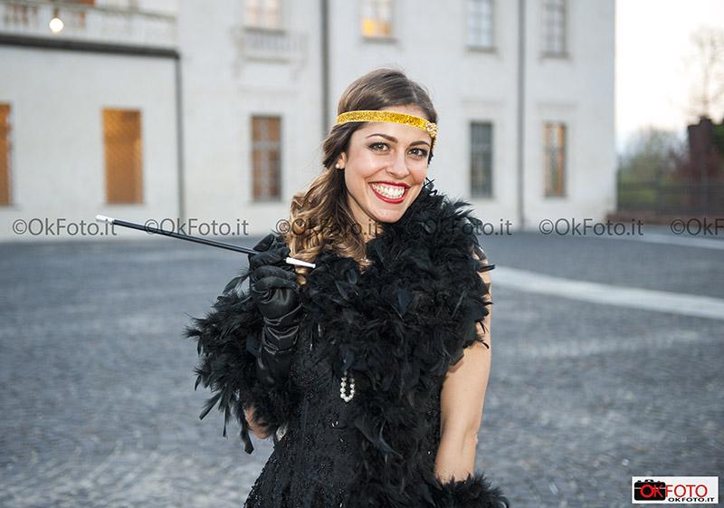 ... Un radioso sorriso in occasione dell evento Grande Gatsby alla reggia  di Venaria f255494d121