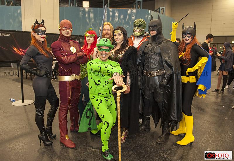 Torino Comics, una festa per i cosplayers
