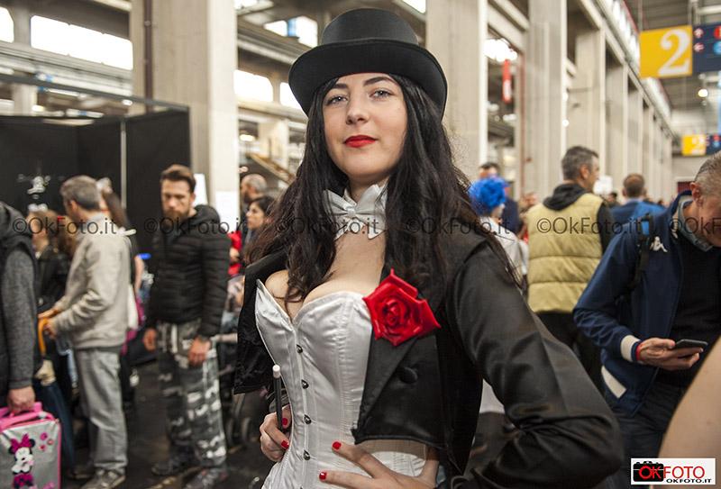 Oltre 350 Cosplayers sfilano nella giornata di chiusura di Torino Comics 2018