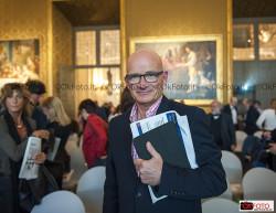 Florent Suplisson alla presentazione di Bocuse d'Or a Torino