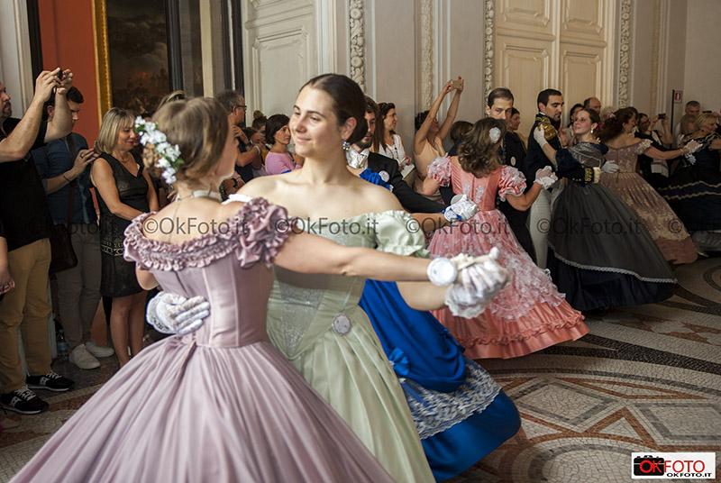 società di danza e il gran ballo del risorgimento a torino