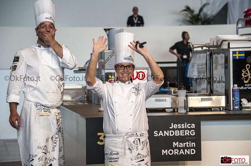I vincitori della Coppa europea della Pasticceria pronti per la Coupe du Monde de la Pâtisserie