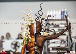 Un particolare di Madre Natura: la creazione della Svezia per la Coupe du Monde de la Pâtisserie