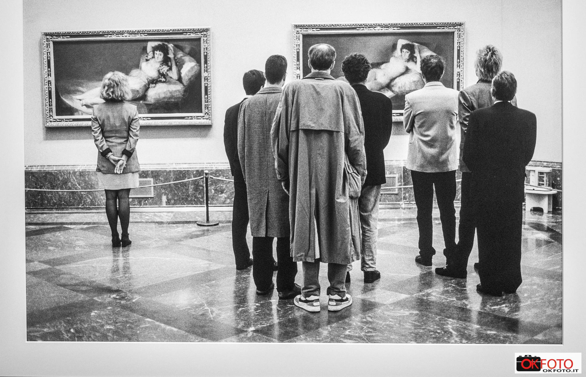 Elliott Erwitt Prado Museum