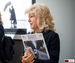 Biba Giacchetti, curatrice della mostra di Elliott Erwitt