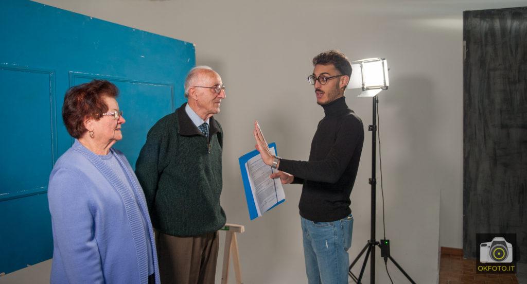 Alessio Margiuz, regista del promo