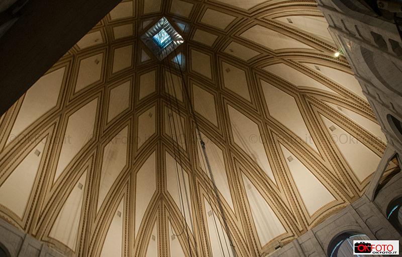 L'interno della Mole Antonelliana (particolare)