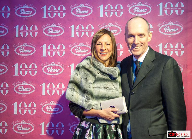 Serata di gala per festeggiare i 100 anni di Virano Gioielli