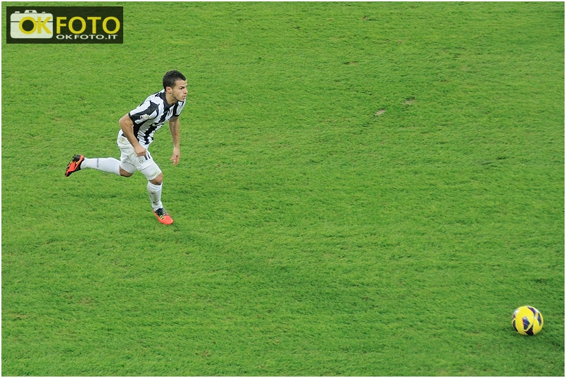Coppa Italia, la Juventus batte il Cagliari nel segno del 12 – le foto